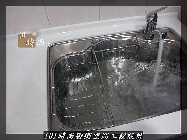 @廚房設計一字型  分享:楊梅李公館 (74).JPG