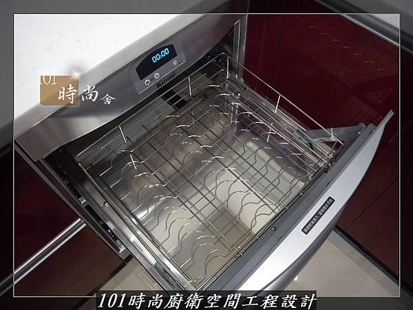 @廚房設計一字型  分享:楊梅李公館 (96).JPG
