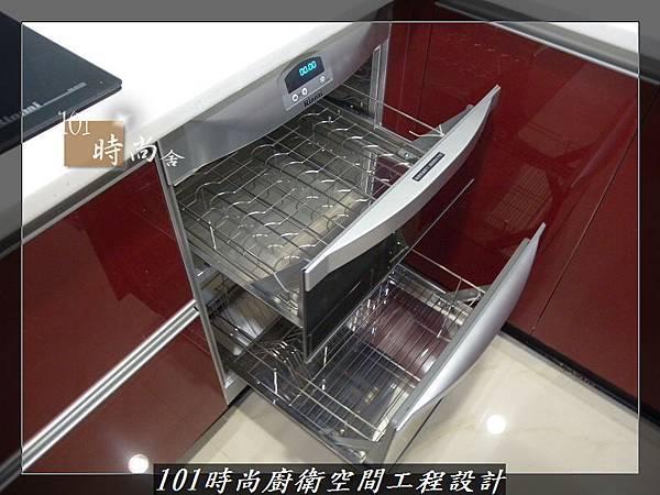 @廚房設計一字型  分享:楊梅李公館 (94).JPG