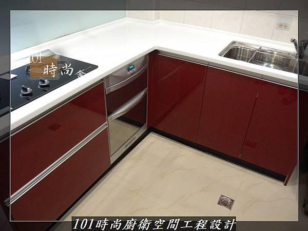 @廚房設計一字型  分享:楊梅李公館 (100).JPG