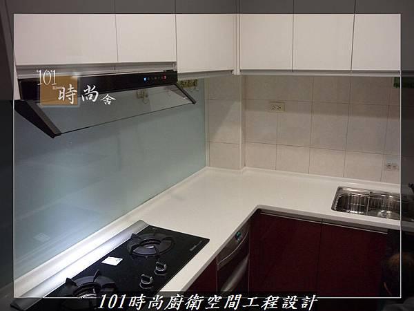 @廚房設計一字型  分享:楊梅李公館 (107).JPG