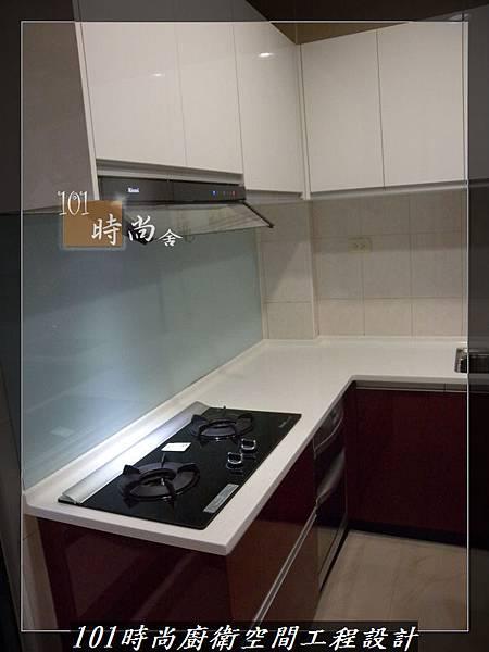 @廚房設計一字型  分享:楊梅李公館 (108).JPG