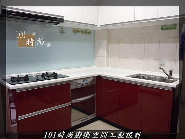 @廚房設計一字型 分享:楊梅李公館 (113).JPG