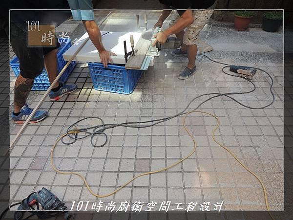 @廚具工廠直營 廚房設計一字型 作品分享:龜山王公館(7).JPG