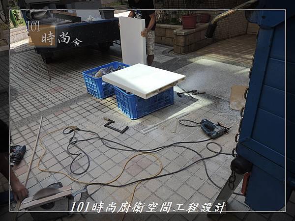 @廚具工廠直營 廚房設計一字型 作品分享:龜山王公館(9).JPG