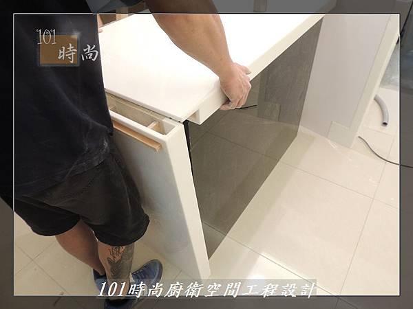 @廚具工廠直營 廚房設計一字型 作品分享:龜山王公館(18).JPG