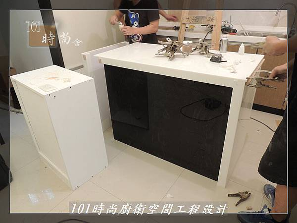 @廚具工廠直營 廚房設計一字型 作品分享:龜山王公館(34).JPG
