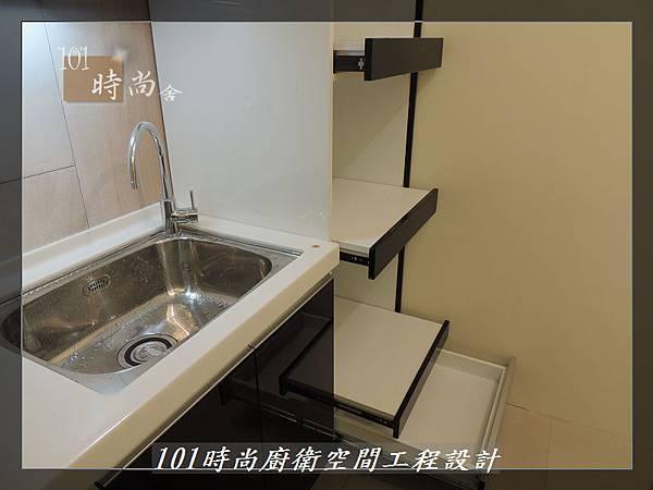 @廚具工廠直營 廚房設計一字型 作品分享:龜山王公館(106).JPG