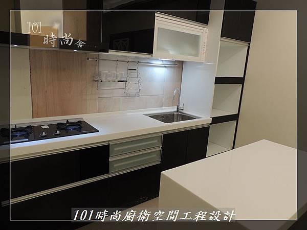 @廚具工廠直營 廚房設計一字型 作品分享:龜山王公館(114).JPG