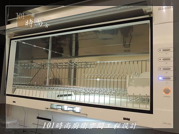 @廚具工廠直營 廚房設計一字型 作品分享:龜山王公館(81).JPG