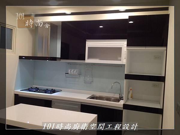 @廚具工廠直營 廚房設計一字型 作品分享:龜山王公館(147).JPG