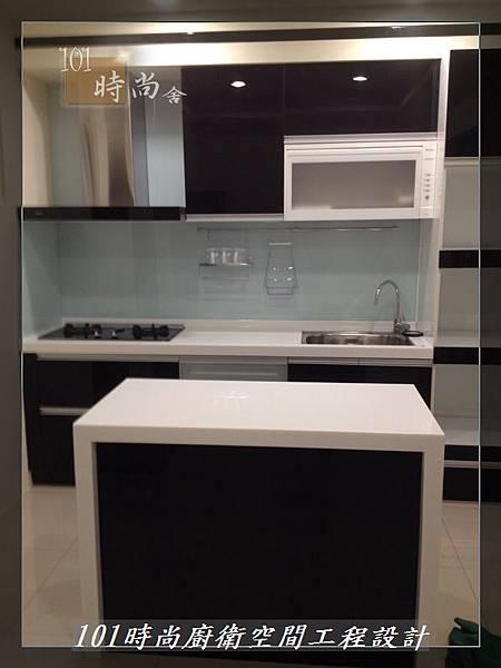 @廚具工廠直營 廚房設計一字型 作品分享:龜山王公館(145).JPG
