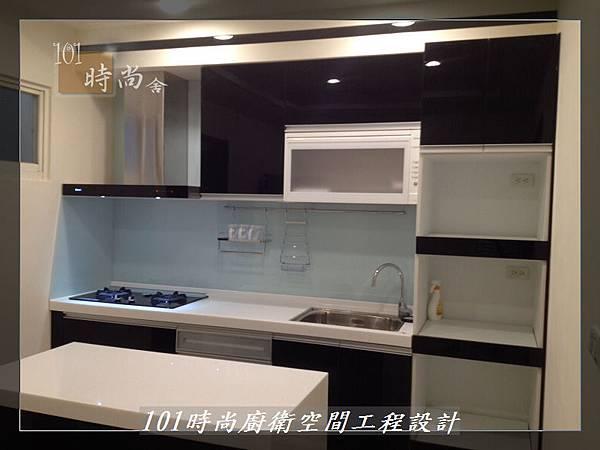 @廚具工廠直營 廚房設計一字型 作品分享:龜山王公館(146).JPG