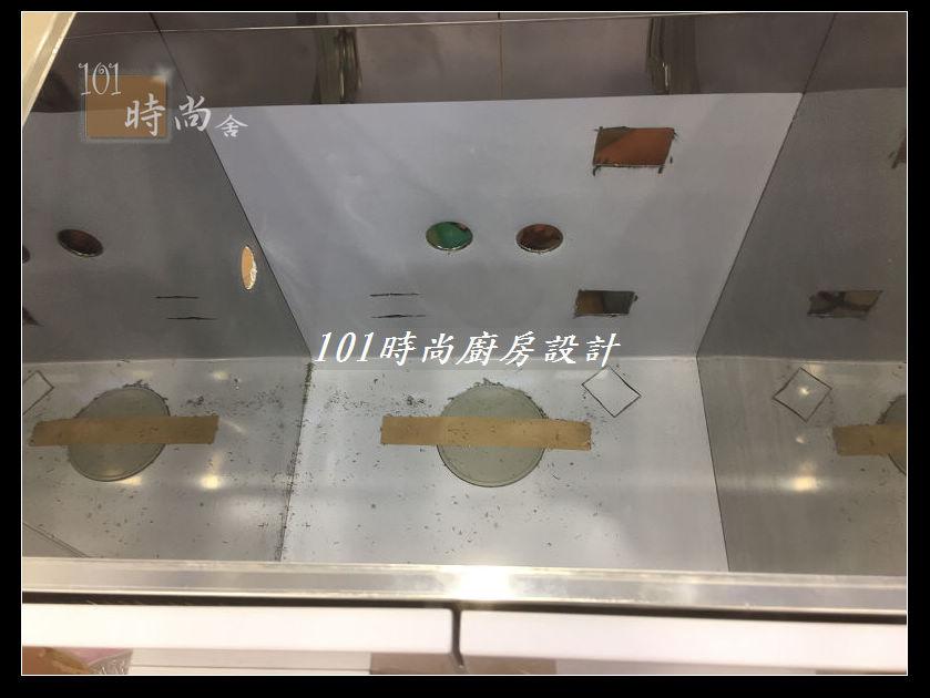 @廚房設計一字型  分享:士林黃公館 (25).JPG