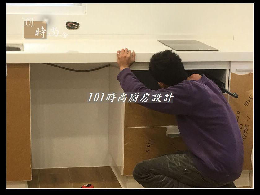 @廚房設計一字型  分享:士林黃公館 (50).JPG