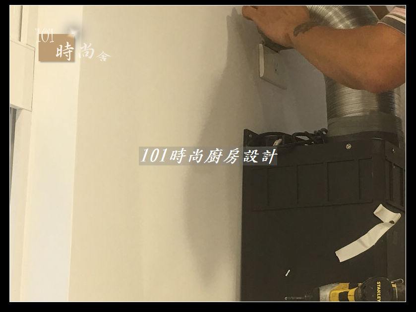 @廚房設計一字型  分享:士林黃公館 (55).JPG