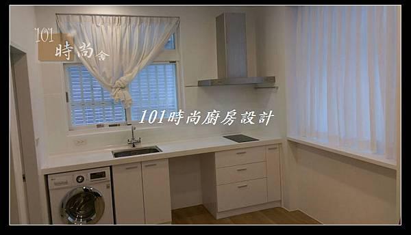 @廚房設計一字型  分享:士林黃公館 (106).JPG