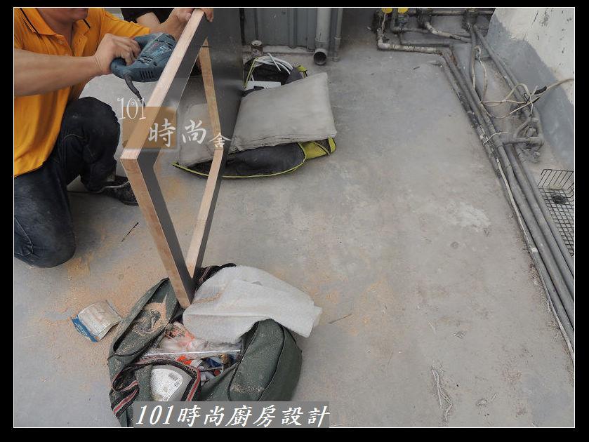 @廚具工廠直營 廚房設計一字型 作品-板橋陳公館(4).JPG