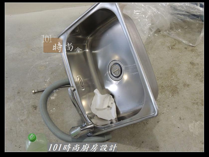 @廚具工廠直營 廚房設計一字型 作品-板橋陳公館(8).JPG