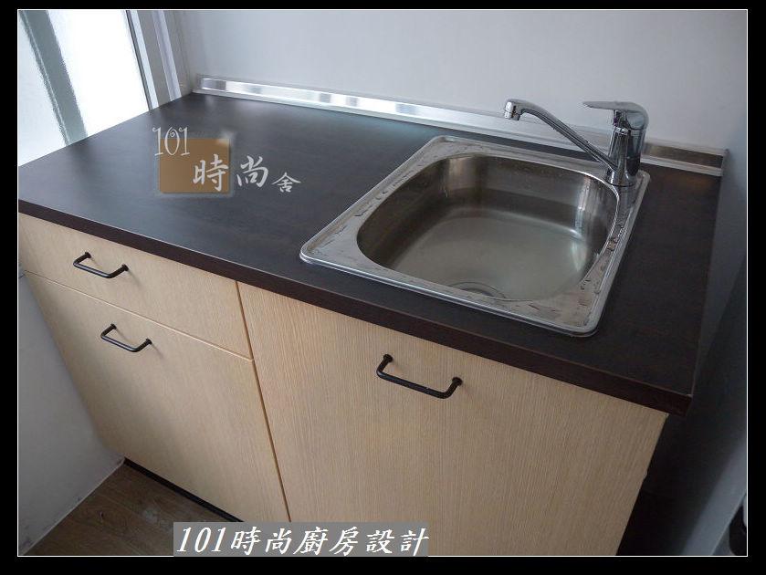 @廚房設計一字型 作品-板橋中山路陳公館(10).JPG