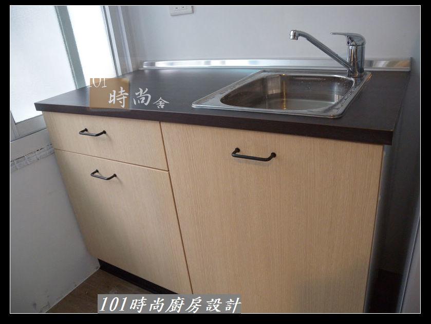 @廚房設計一字型 作品-板橋中山路陳公館(22).JPG