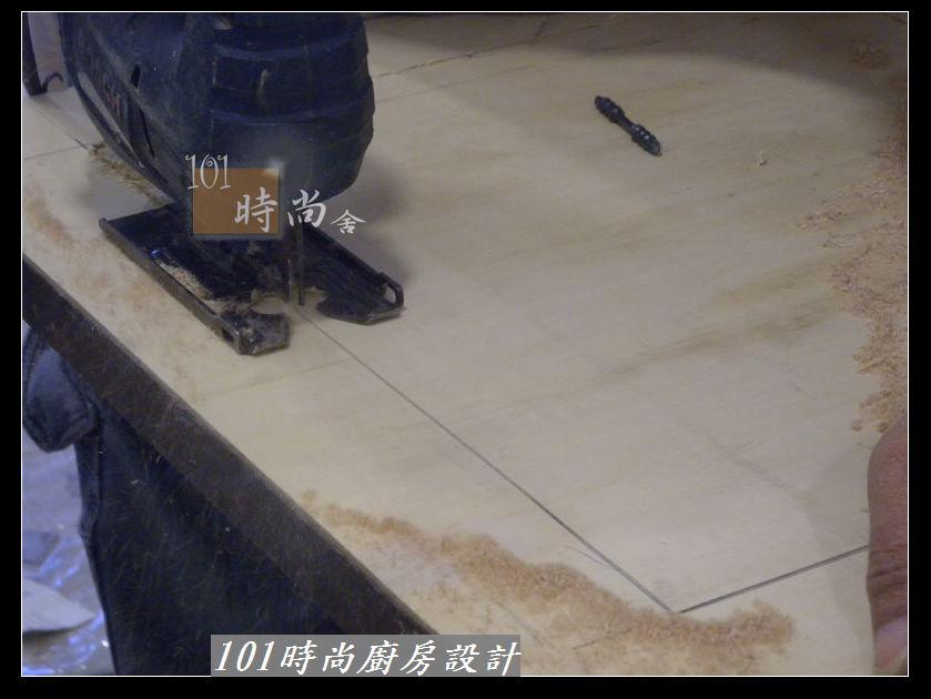 @廚房設計一字型 作品-板橋中山路陳公館(34).JPG