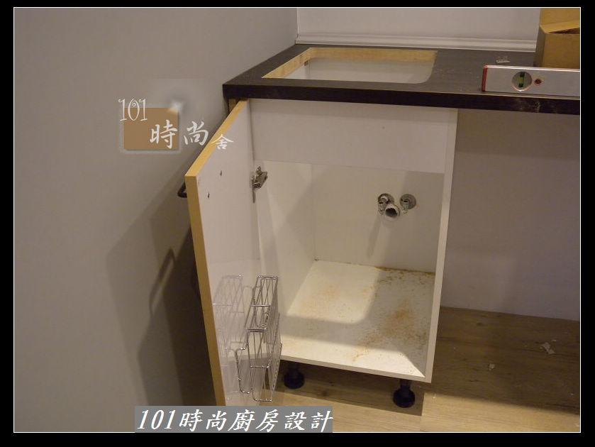 @廚房設計一字型 作品-板橋中山路陳公館(37).JPG