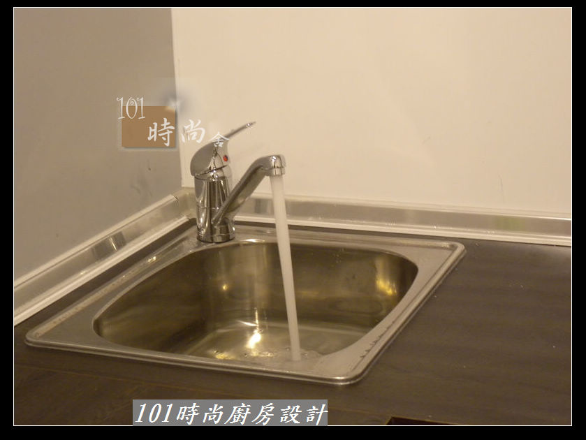 @廚房設計一字型 作品-板橋中山路陳公館(118).JPG