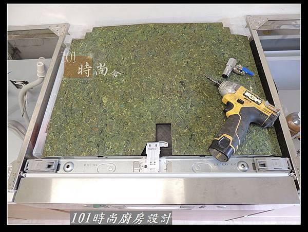 @二字型廚房設計 不鏽鋼檯面+中島櫃 廚具工廠直營 作品分享:政大二街(29).jpg