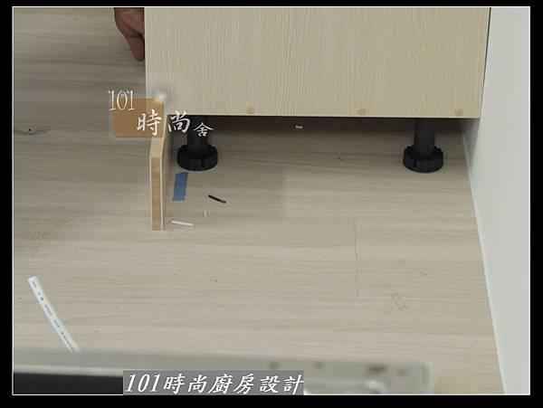 @二字型廚房設計 不鏽鋼檯面+中島櫃 廚具工廠直營 作品分享:政大二街(59).jpg