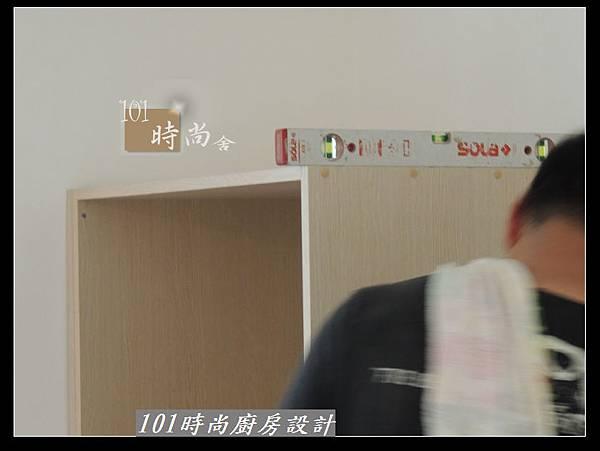 @二字型廚房設計 不鏽鋼檯面+中島櫃 廚具工廠直營 作品分享:政大二街(62).jpg