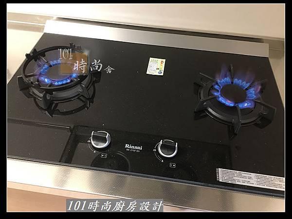 @二字型廚房設計 不鏽鋼檯面+中島櫃 廚具工廠直營 作品分享:政大二街(155).jpg