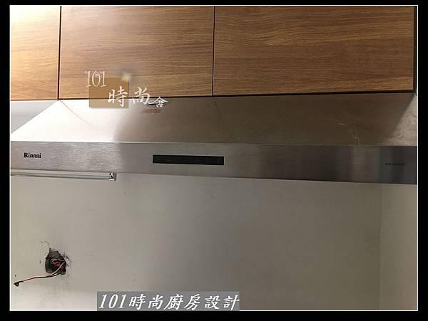 @二字型廚房設計 不鏽鋼檯面+中島櫃 廚具工廠直營 作品分享:政大二街(161).jpg