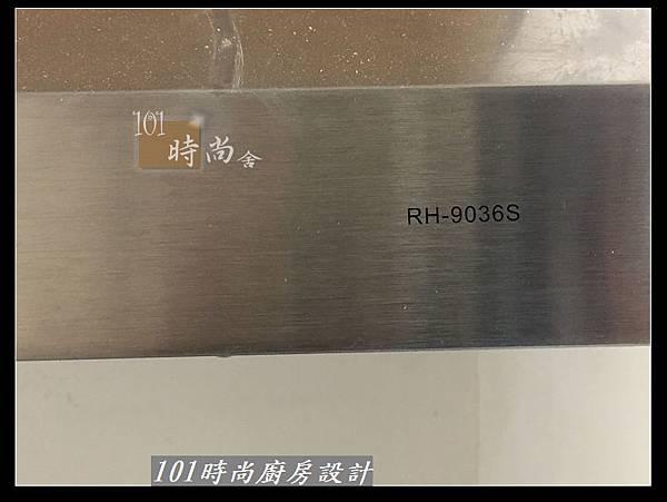 @二字型廚房設計 不鏽鋼檯面+中島櫃 廚具工廠直營 作品分享:政大二街(163).jpg