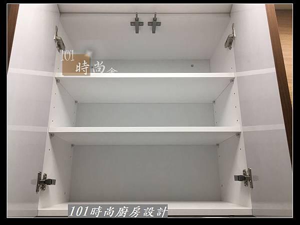 @二字型廚房設計 不鏽鋼檯面+中島櫃 廚具工廠直營 作品分享:政大二街(170).jpg