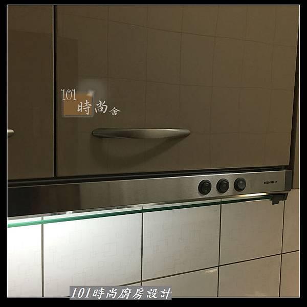 @不鏽鋼檯面 一字廚房設計作品分享:中和黃公館(52).JPG
