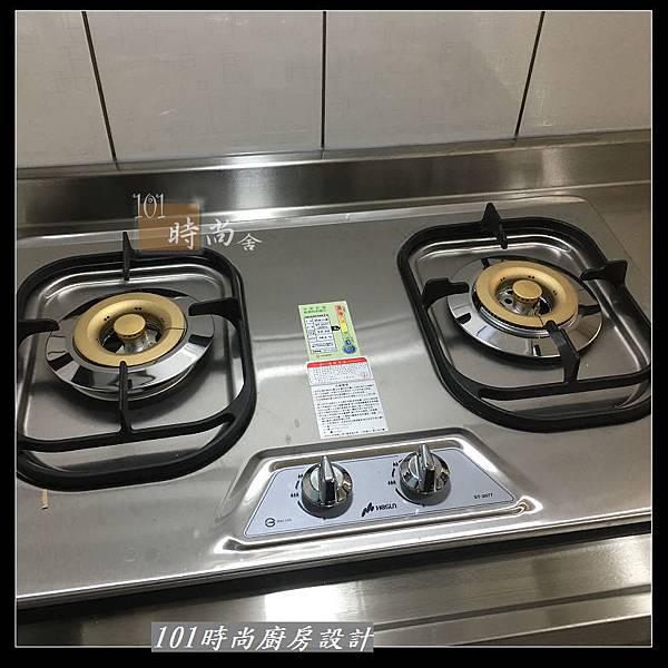 @不鏽鋼檯面 一字廚房設計作品分享:中和黃公館(53).JPG