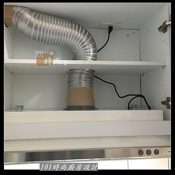 @不鏽鋼檯面 一字廚房設計作品分享:中和黃公館(78).JPG
