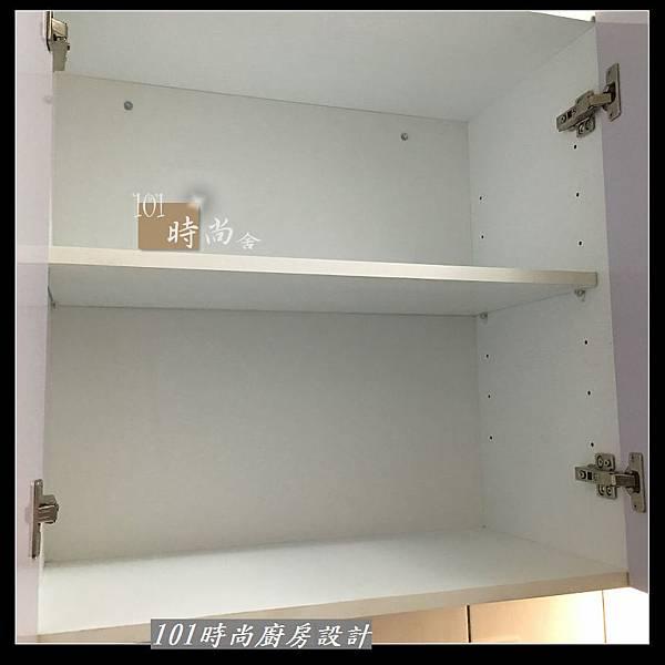 @不鏽鋼檯面 一字廚房設計作品分享:中和黃公館(79).JPG