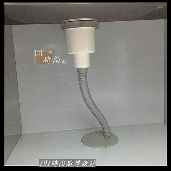 @不鏽鋼檯面 一字廚房設計作品分享:中和黃公館(84).JPG