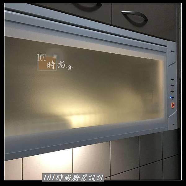 @不鏽鋼檯面 一字廚房設計作品分享:中和黃公館(80).JPG