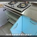 @不鏽鋼檯面一字型廚房 作品分享:林口林公館(56).JPG