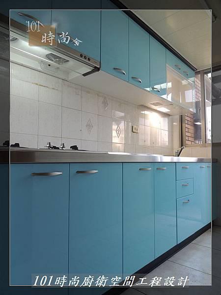 @不鏽鋼檯面一字型廚房 作品分享:林口林公館(74).JPG