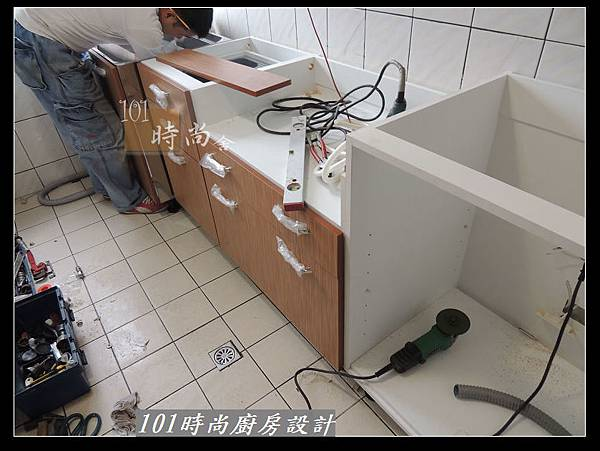 @不鏽鋼檯面一字廚房設計 廚具工廠直營  作品分享:三重陳s公館(6).jpg