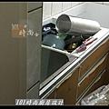 @不鏽鋼檯面一字廚房設計 廚具工廠直營  作品分享:永和謝s公館 (4).JPG