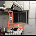 @不鏽鋼檯面一字廚房設計 廚具工廠直營  作品分享:永和謝s公館 (1).JPG