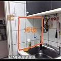 @不鏽鋼檯面一字廚房設計 廚具工廠直營  作品分享:永和謝s公館 (00).JPG