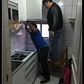 @不鏽鋼檯面一字廚房設計 廚具工廠直營  作品分享:永和謝s公館 (16).JPG