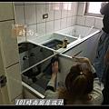 @不鏽鋼檯面一字廚房設計 廚具工廠直營  作品分享:永和謝s公館 (20).JPG