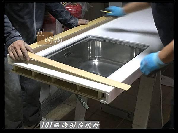 @不鏽鋼檯面一字廚房設計 廚具工廠直營  作品分享:永和謝s公館 (25).JPG